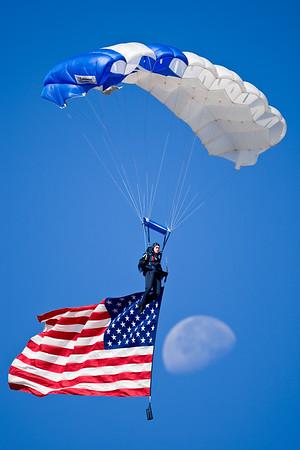 Parachute Jump Teams