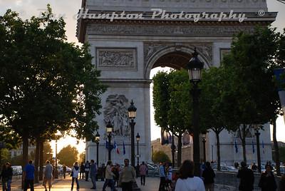 Paris - Arch de Triumph