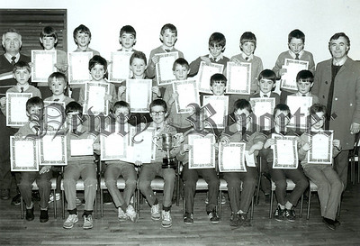 St mary's Primary School Newry Lions