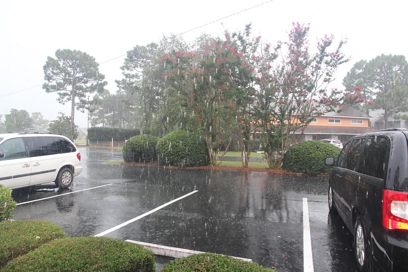 a nice rain