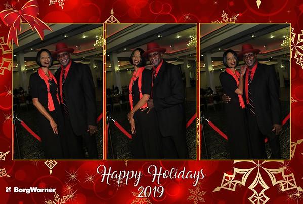 BorgWarner Holiday Party (12/14/19)