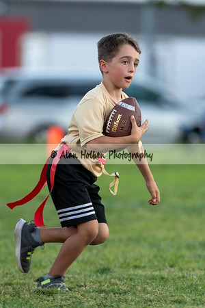 9/1 - 1st Grade - Chiefs vs Vikings