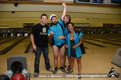 Lanes of Shame - Punk Rock Bowling 2012 Team Photos - Gold Coast - Las Vegas, NV - May 26, 2012
