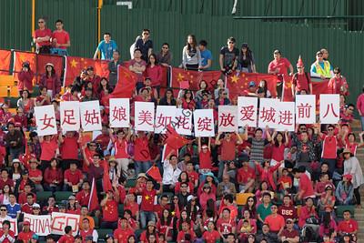 China vs Cameroon - June 20th