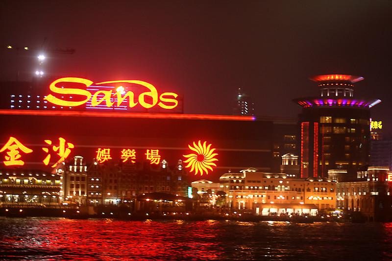 The Sands Casino, Macau