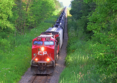 Canadian Pacific 650, Lacolle, Quebec, July 20 2019.