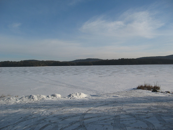 Shelburne Pond