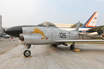 Thai Air Force Museum, Don Muang Bangkok 2017
