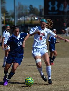 Women's Soccer vs. Wingate