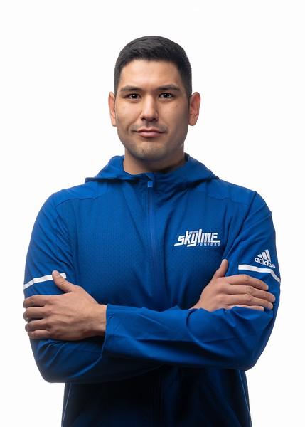 Coaching Staff Portraits