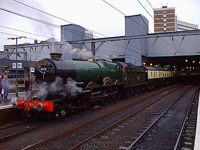 6018 ( 6024) King Henry VI at Leeds November 1998