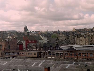 Edinburgh, Scotland - 2000