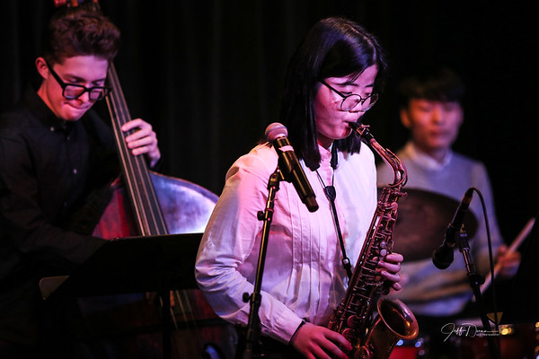 Soojung Lee - Berklee Senior Recital 11-26-2018