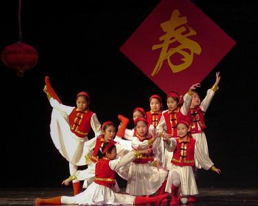 01-24-2009 长城中文学校春节联欢会