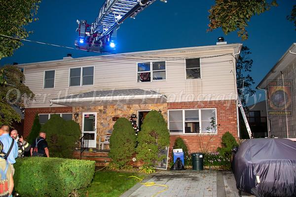 Port Washington House Fire 10/07/2021