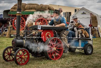 2019-07 Duncombe Park Steam