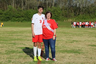 2018 HGHS Soccer Celebrity Teachers