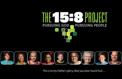 The 15:8 Project - Galesburg - 1 Year Anniversary