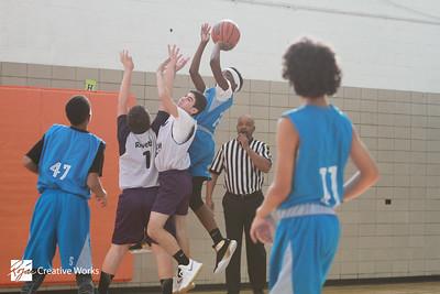 01/14/17  - Newark YMCA U14 (Travel Team) Game 2
