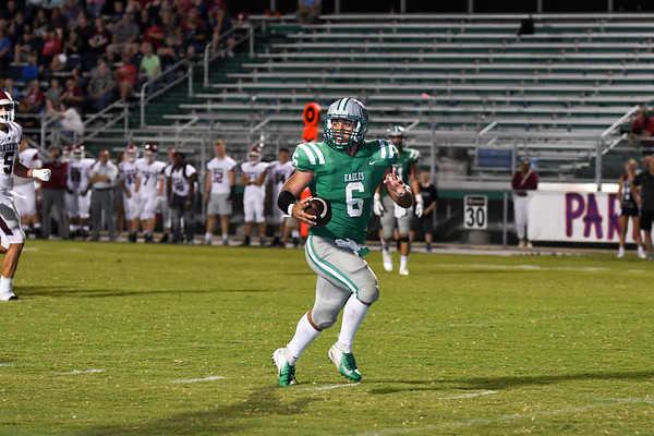 Hokes Bluff vs. Oneonta, September 14, 2018