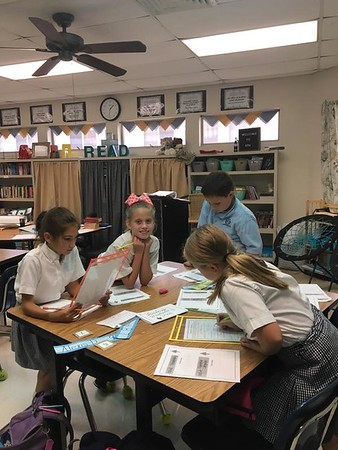 5th grade Summer Reading Escape Room