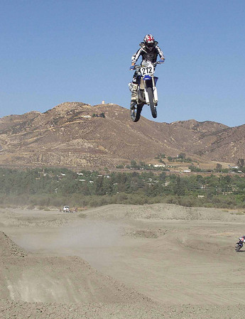 More Motocross oLd school Perris MX