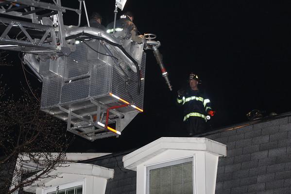 Chicago Heights Box Alarm House Fire 20429 Attica