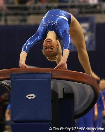 Gator Gymnastics vs. Georgia, 1/18/08
