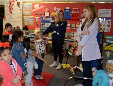 LCHS Asks Elementary Kids 'Parlez-vous Français?'