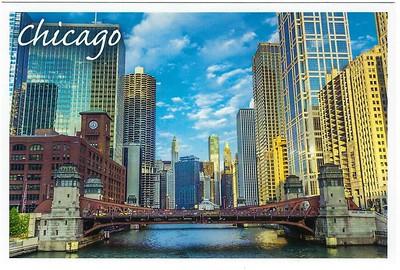 USA Postcards