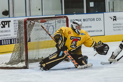 Telford Spartans vs Solihull Grizzlies