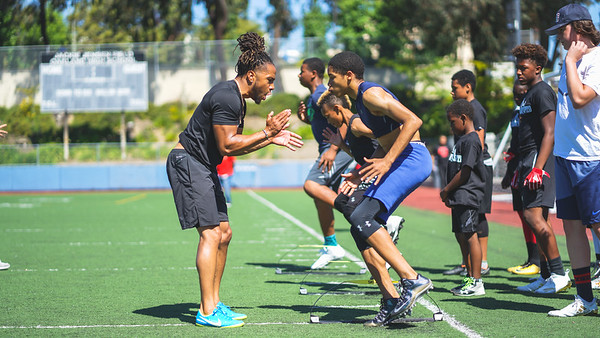 Xclusive Speed Oakland Training