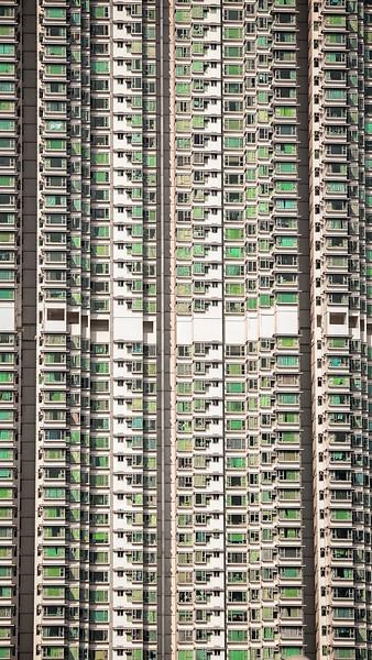 Tung Chung Buildings