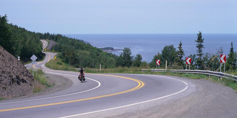 Route 132 - Gaspésie