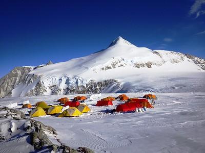 Mt Vinson 2014/15
