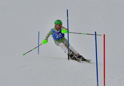 Dec 17 Brule Slalom J456 SL Men 1st race 1st run