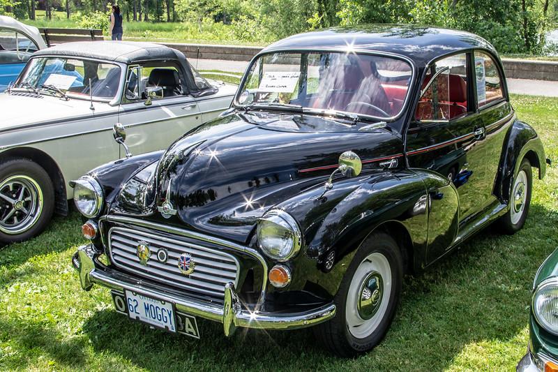 1962 Morris Minor 1000