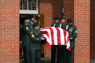 SFC Carter Funeral