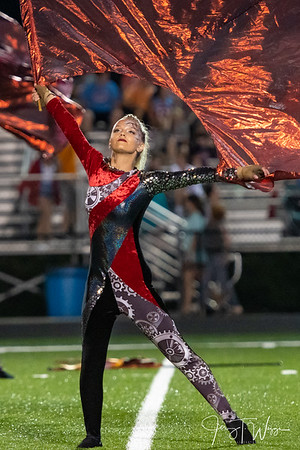 2018-2019 SOTV Marching Band