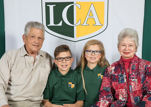2018 LCA Grandparents Day