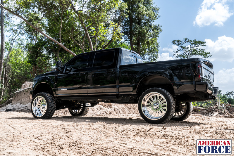 006-@devito82 2018 Black Ford F250 26 Polished ATOM 37 Dakar Tires-20180610.jpg