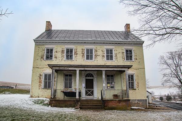 Lincoln Homestead & Cemetery - Linville, Virginia