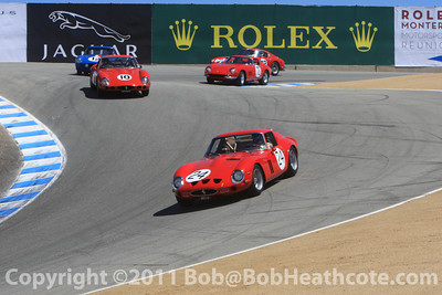 2011 Rolex Monterey Motorsports Reunion Saturday