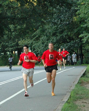 Nike Run Hit Wonder-NYC 2005