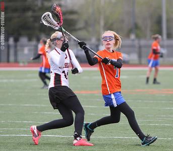 Penn Yan Girls Lacrosse 4-24-12