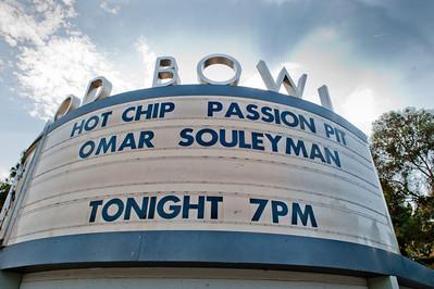 Hot Chip 9th September 2012