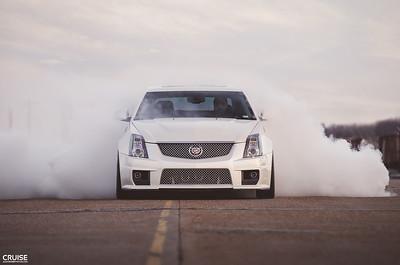 Jason B. - Cadillac CTS-V Sedan