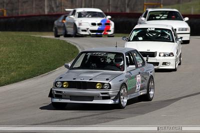 2010 04 01 BMW club at Mid-Ohio