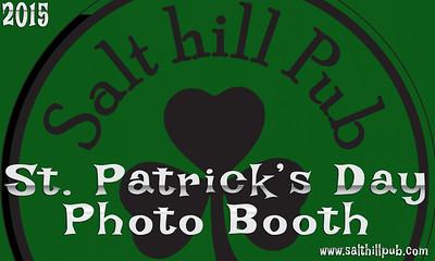 3.17.15 Salt hill Pub St. Patrick's Day Celebration