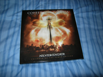 Coheed & Cambria - Neverender - Children of the fence edition